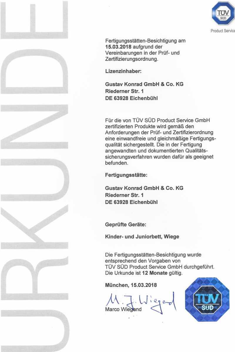 Tuev-Sued-Zertifizierung-Moebelproduktion-Konrad-Holztechnik